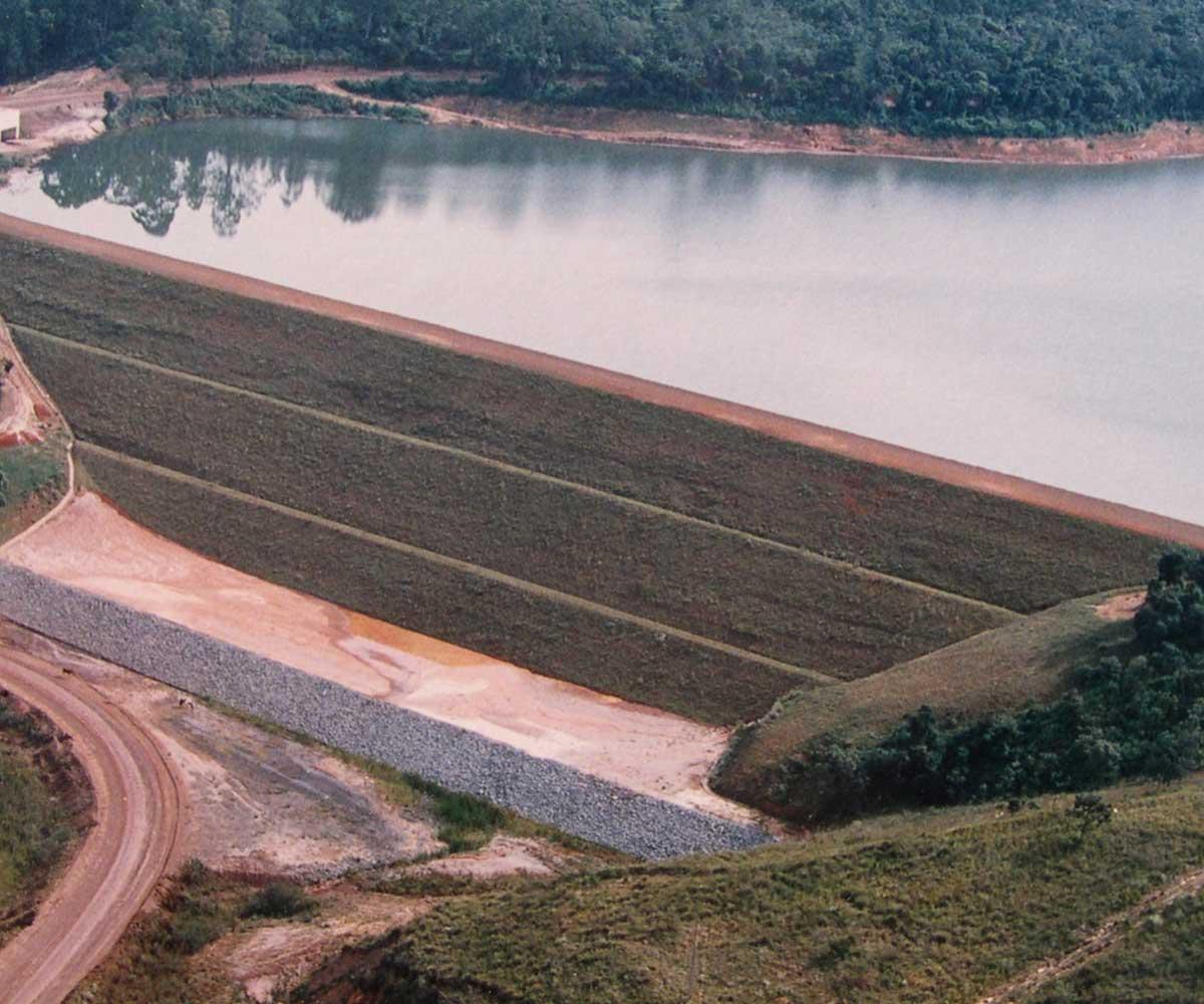 barragem de rejeitos