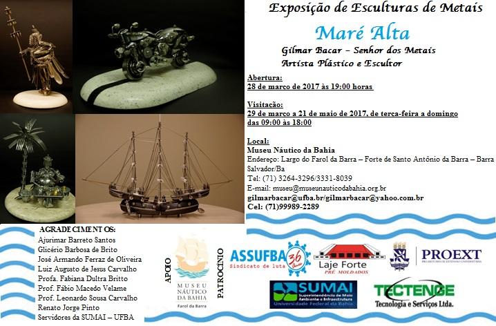 Convite exposição
