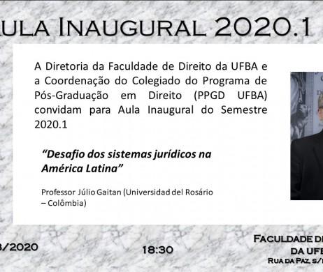 Aula inaugural_2020-1