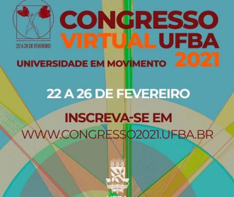 Congresso Virtual UFBA 2021