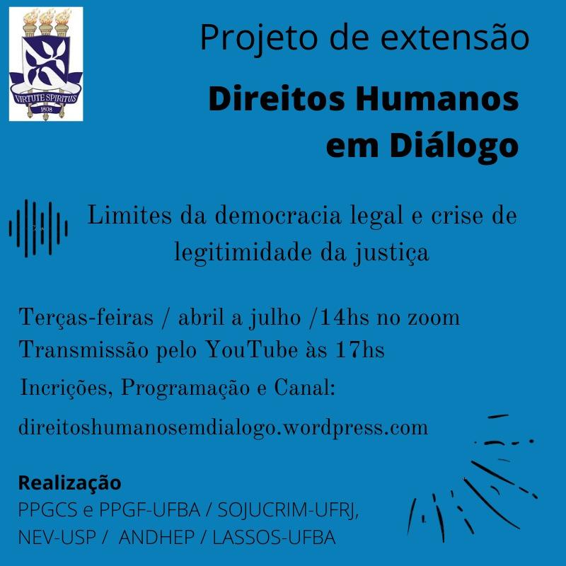 direitos humanos em dialogo
