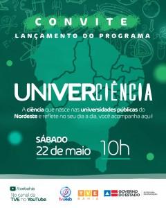Convite-Univerciência