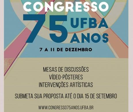 Congresso UFBA 75 anos